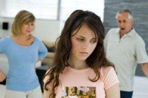 Разрешение конфликта между родителями и детьми в семье
